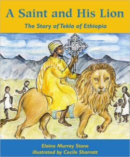 Saint and His Lion, A