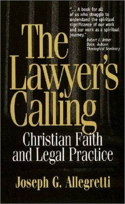 Lawyer's Calling, The