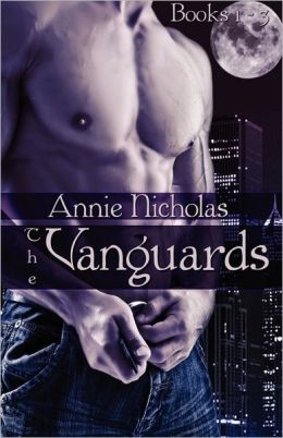 The Vanguards Books 1 - 3