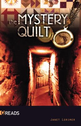 The Mystery Quilt-Quickreads