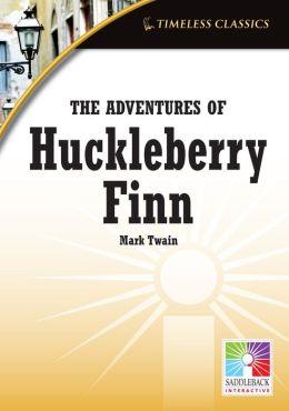 The Adventures of Huckleberry Finn (Timeless Classics) IWB