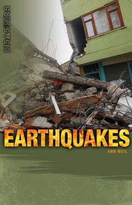 Earthquakes (Saddleback Disasters Series)