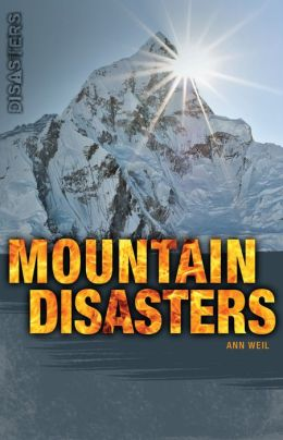 Mountain Disasters (Saddleback Disasters Series)