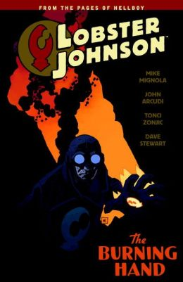 Lobster Johnson, Volume 2: The Burning Hand