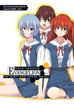 Neon Genesis Evangelion: The Shinji Ikari Raising Project, Volume 12
