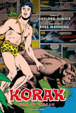 Korak, Son of Tarzan Archives, Volume 1