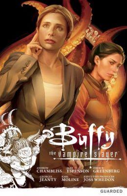 Buffy the Vampire Slayer Season Nine, Volume 3: Guarded