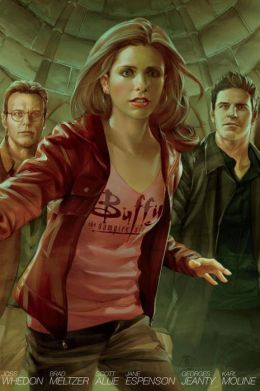 Buffy the Vampire Slayer Season Eight, Volume 4 Library Edition