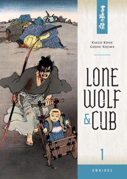 Lone Wolf and Cub Omnibus, Volume 1