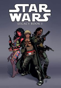 Star Wars: Legacy, Volume 1