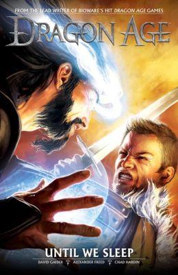 Dragon Age, Volume 3: Until We Sleep