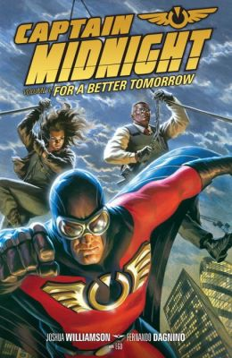 Captain Midnight Volume 3