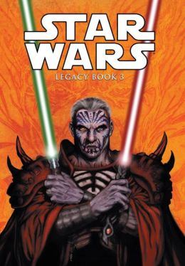 Star Wars: Legacy, Volume 3