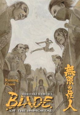 Blade of the Immortal, Volume 28: Raining Chaos