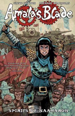 Amala's Blade: Spirits of Naamaron