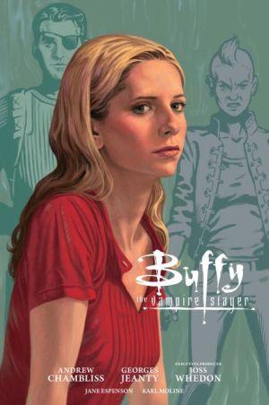 Buffy: Season Nine Library Edition Volume 3