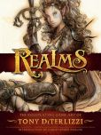 Book Cover Image. Title: Realms:  The Roleplaying Art of Tony DiTerlizzi, Author: Tony DiTerlizzi