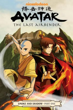 Avatar: The Last Airbender: Smoke and Shadow Part One