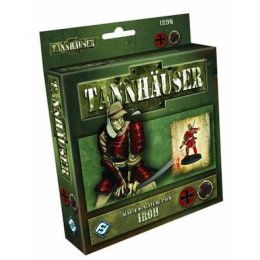 Tannhauser: Iroh Minamoto Single Figure Expansion