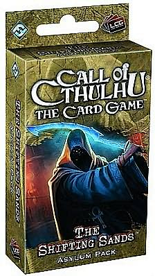 Call of Cthulhu the Card Game: The Shifting Sands Asylum Pack