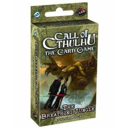 Call of Cthulhu the Card Game: The Breathing Jungle Asylum Pack