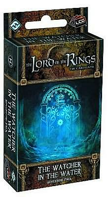 The Lord of the Rings The Card Game : The Watcher in the Water Adventure Pack