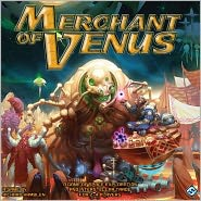 Merchant of Venus Board Game