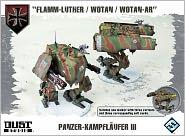 Dust Tactics: Axis Panzer Kampflaufer III