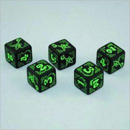 Arkham Horror Dice Set : Watcher in the Water Adventure Pack
