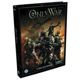 Only War Core Rulebook