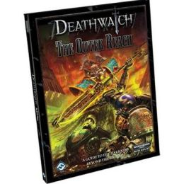 Deathwatch RPG: The Outer Reach