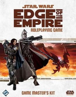 Star Wars: Edge of the Empire RPG Game Master's Kit