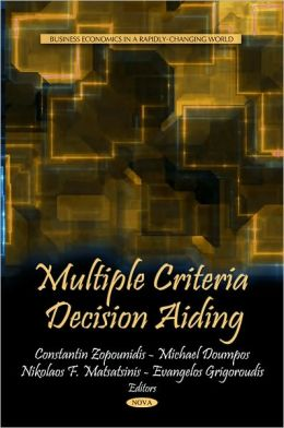 Multiple Criteria Decision Aiding