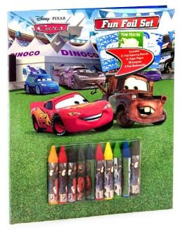 Disney/Pixar Cars Foil Fun Set