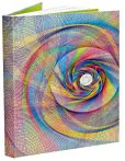 Product Image. Title: Strings Multi Colored Sketchbook 8 x 11