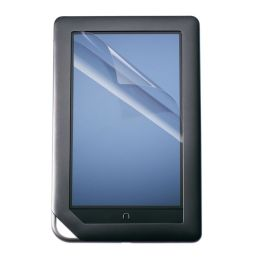 NOOK Color Clear Screen Film Kit