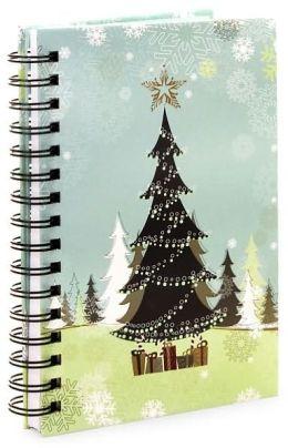 Christmas Tree Journal - Medium