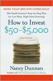 How to Invest $50-$5,000: The Small Investor's Step-By-Step Plan for Low-Risk, High-Value Investing