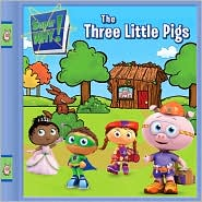 The Three Little Pigs (Super Why! Series)
