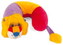 Bright Lion Childrens Travel Pillow