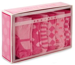 Pretty in Pink Socks Six Pack