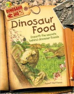 Dinosaur Food: Unearth the Secrets Behind Dinosaur Fossils