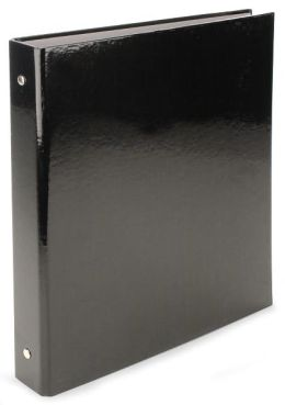 Black 3-Ring Binder