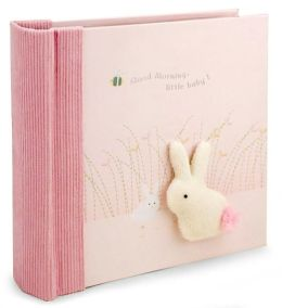 Pink Bunny Baby Photo Album 100 4