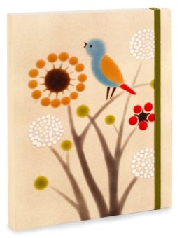 Xenia Taler Meadow Bird Flexibound Journal (6 x 8)