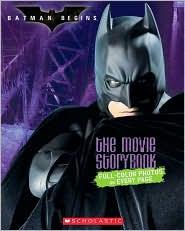 Batman Begins: Storybook
