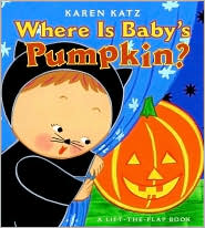 Where Is Baby's Pumpkin?: A Lift the Flap Book