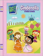 Cinderella: Sticker Stories (Super Why! Series)
