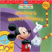 Mickey's Handy Helpers (Mickey Mouse Clubhouse Series)