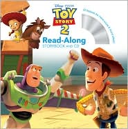 Toy Story 2: Read-Along Sorybook and CD